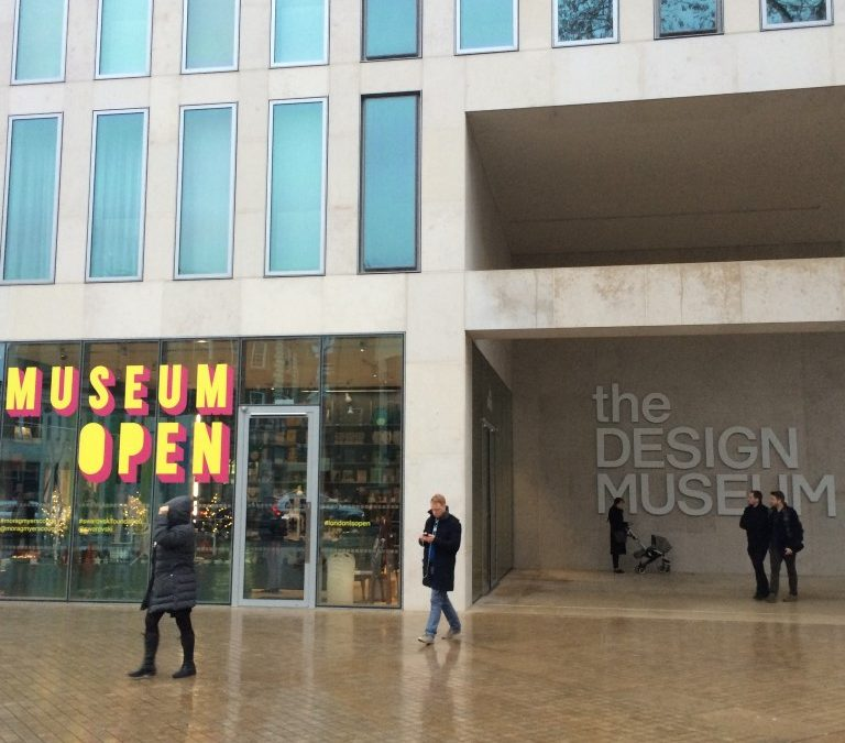 NEW Design museum – London
